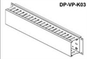 "DP-VP-K03, 19"" Management panel 2U 80x60 mm -- снимка"
