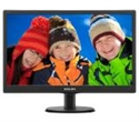 "203V5LSB26/10, Philips 203V5LSB26, 19., 5"" Wide TN LED, 5 ms, 10M:1 DCR, 200 cd/m2, 1600x900 HD+, Black -- снимка"