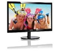 "246V5LSB/00, Philips 246V5LSB, 24"" Wide TN LED, 5ms, 10M:1 DCR, 250 cd/m2, 1920x1080 FullHD, DVI, Black -- снимка"