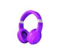 22764, TRUST Dura Bluetooth wireless headphones - purple -- снимка