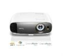 9H.JHN77.13E_5A.JH328.10E, BenQ W1700, DLP, 4K (3840x2160), 10 000:1, 2200 ANSI Lumens, VGA, HDMI, USB (type A), RS232 In, Trigger, Speaker, 3D Ready -- снимка