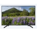 """KD55XF7096BAEP, Sony KD-55XF7096 55"""" 4K HDR TV BRAVIA, Edge LED with Frame dimming, Processor 4K X-Reality PRO, Dynamic Contrast Enhancer, Browser -- снимка"""