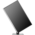 "U3277PWQU, Монитор AOC 31.5"" AMVA 4K 3840x2160 16:9 80M:1 350 cd, 4ms, VGA, DVI, HDMI, MHL, DP, Speakers, Slim Bezel Black -- снимка"