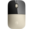 X7Q43AA, HP Z3700 Gold Wireless Mouse -- снимка