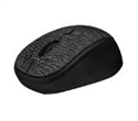 22628, TRUST Yvi Fabric Wireless Mouse - black -- снимка