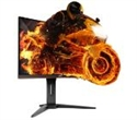 "C27G1, AOC Gaming C27G1, 27"" Wide Curved MVA LED, 1 ms, 3000:1, 50М:1 DCR, 250 cd/m2, 1920x1080@144Hz, FreeSync, FlickerFree, Low Blue Light, Heigh -- снимка"