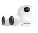 DCS-2802KT-EU, mydlink Pro Wire-Free Camera Kit - 2 x DCS-2800LH-EU + 1 x H100 included in the kit -- снимка