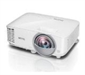 9H.JGE77.13E, BenQ MW826ST Short Throw, DLP, WXGA(1280x800), 20 000:1, 3400 ANSI Lumens, VGA, HDMI, USB, LAN RJ45, Speaker, Optional Interactive Kit -- снимка