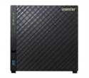 AS1004TV2, Asustor AS1004T v2 4 bay NAS, New Marvell ARMADA-385 Dual Core, 512MB DDR3, GbE x1, USB 3.1 Gen-1, WOL, System Sleep Mode -- снимка