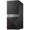 Dell Vostro Desktop 3670, Core i7-8700 (12MB Cache, up to 4.6 GHz), 8GB, DDR4 2666MHz, 1TB 7200 RPM SATA 6Gb/s, MS116 Black, KBD, Windows 10 Pro, 3y -- снимка