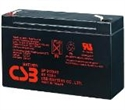 GP6120F2, CSB - Battery 6V 12Ah -- снимка