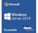 G3S-01299, Microsoft Windows Server Essentials 2019 x64 English 1pk DSP OEI DVD 1-2 CPU -- снимка
