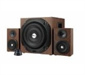 20244, TRUST Vigor 2.1 Subwoofer Speaker Set - wood -- снимка