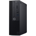 Dell OptiPlex 3060SFF, TPM, 260W, up to 85%, Core i3-8100, 4GB (1X4GB) DDR4 2666MHz, M.2 128GB SATA Class 20, 8x DVD+/-RW, Intel Integrated Graphics -- снимка