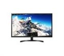 "32ML600M-B, LG 32ML600M-B, 32"" Full HD IPS LED Monitor AG, IPS Panel, 5ms, 1200:1, 300 cd/m2, 1920x1080, DCI-P3 95% Color Gamut, HDR10, D-Sub, HDMI -- снимка"