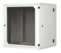 """RUN-12-60/60, 19"""" 12U two-section wall-mounting rack, depth 600 mm with removable side panels -- снимка"""