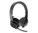 981-000798, Logitech Zone Wireless Bluetooth headset - GRAPHITE -- снимка