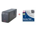 SC420I_WBEXTWAR3YR-SP-01, APC Smart-UPS SC 420VA 230V + APC Service Pack 3 Year Warranty Extension (for new product purchases) -- снимка