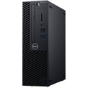 Dell OptiPlex 3070 SFF, Intel Core i3-9100 (6M Cache, up to 4.2 GHz), 4GB (1x4GB) 2666MHz DDR4, 128GB SSD PCIe M.2, Intel UHD 630, DVD-RW, Mouse and -- снимка
