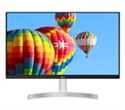 "24MK600M-W, LG 24MK600M-W, 23.8"" IPS LED AG, Cinema Screen 3-Side Borderless, 5ms GTG, 1000:1, Mega DFC, 250cd/m2, Full HD 1920x1080, D-Sub, HDMI -- снимка"