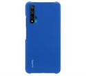 6901443355174, Huawei Nova 5T Terminal Protective Case And Cover, PC Protective Cover, C-Yale-Case, Blue -- снимка