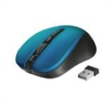21870, TRUST Mydo Silent Wireless Mouse BLU -- снимка