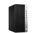 6DC50AV_32126721, HP ProDesk 600 G5 MT 300W, Core i3-9300(3.7GHz, up to 4.3Ghz/8MB/4C), 8GB 2666Mhz 2DIMM, 256GB Self Encrypted M.2 SSD+1TB HDD -- снимка