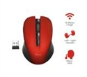 21871, TRUST Mydo Silent Wireless Mouse RED -- снимка