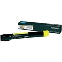 C950X2YG, Yellow Extra High Yield Toner Cartridge, 22, 000 pages, C950de -- снимка