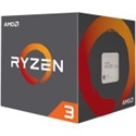 AMD CPU Desktop Ryzen 3 4C/8T 3100(3.9GHz, 18MB, 65W, AM4) box, with Wraith Stealth cooler -- снимка